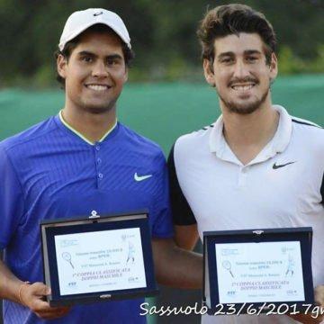 Orlando Luz e Marcelo Zormann conquistam o título em Sassuolo, na Itália