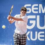 Orlando Luz é campeão de simples e duplas da semana Guga Kuerten 2013