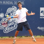 Orlandinho segue sem perder sets e está nas quartas de final do Banana Bowl 2014