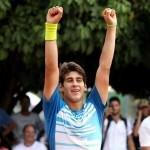 Orlandinho Luz é o campeão da edição 44 do Banana Bowl, categoria 18 anos itf 2014