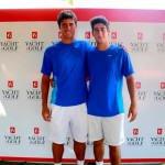 ORlandinho e Menezes fazem sua primeira final de duplas na gira européia em 2014