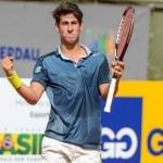 Orlandinho Luz está na final de duplas de Wimbledon Juvenil 2014, o segundo Grand Slam que disputa na carreira
