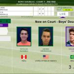 Orlandinho e Zormann estão nas quartas de final de Duplas em Wimbledon Juvenil 2014