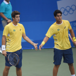Orlandinho Luz e Marcelo Zormann avançam para as quartas de final do US Open