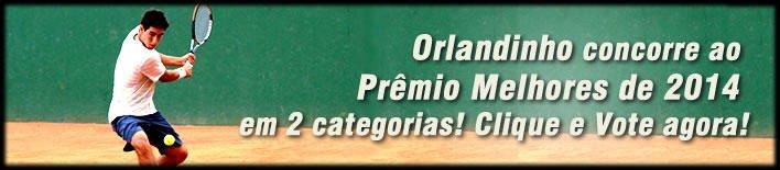 Orlandinho concorre ao prêmio melhores de 2014