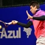 Espetacular Orlandinho Luz vence francês de virada, salva match points e avança para as quartas de final do ATP CHallenger de São Paulo 2015