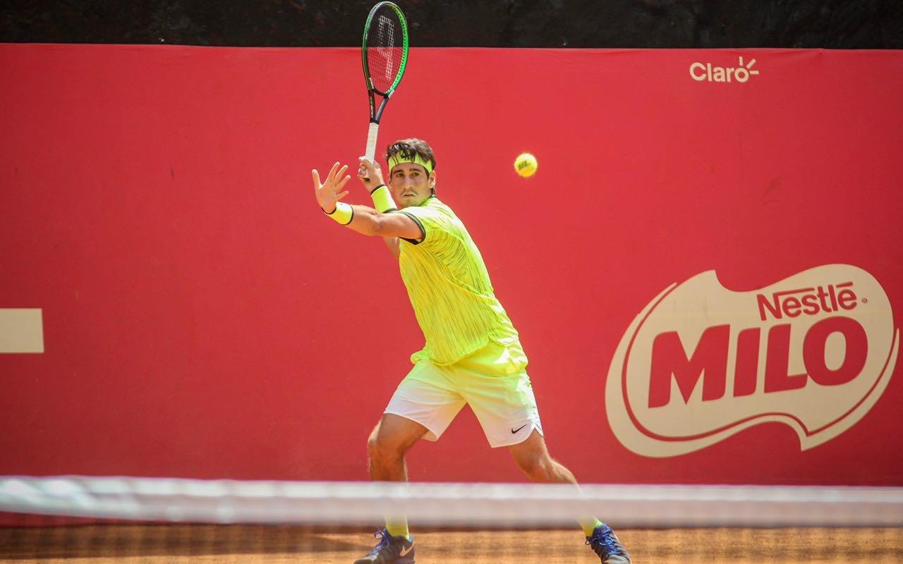 Orlando Luz joga chave de duplas no Challenger de Campinas com Marcelo Zormann