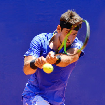 No dia do seu aniversário, Orlando Luz embarca para série de torneios na Turquia