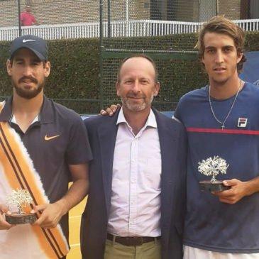 Orlando Luz e Felipe Alves são finalistas no Future de Sevilla