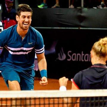 Orlando Luz e Rafael Matos vencem dupla número 1 da ATP no Rio Open
